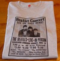 1966 Cleveland Concert Poster