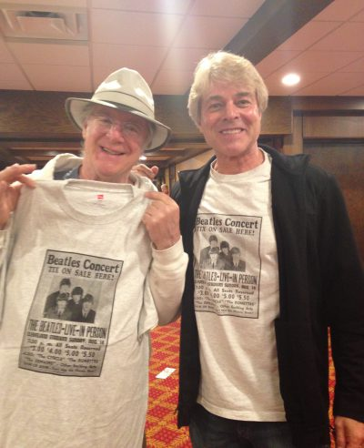 With John Sebastian from The Lovin' Spoonful and Rock Hall member. Abbey Road on the River, Louisville, KY.
